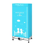 New Portable folding Electric Clothes Dryer Machine with Remote Control clothes air dryer