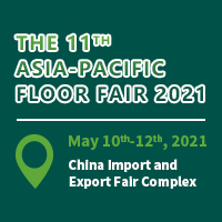 The 11th Asia Pacific Floor Fair (CGFF2021) Tradeshow 10 - 12 May 2021